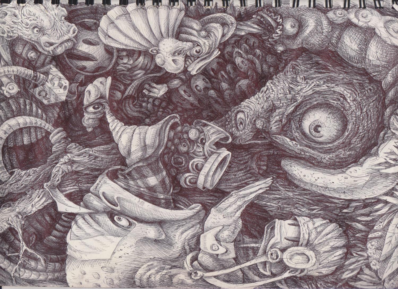 The Murky Depths - 2012
