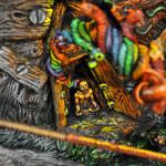 Rainbow Thieves - Nov. 2012